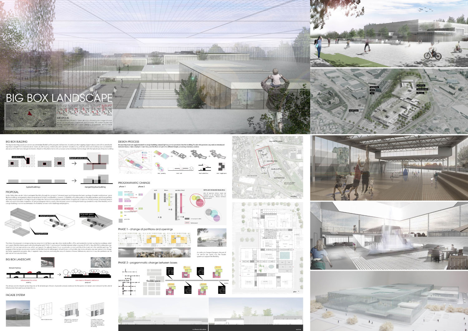 Office Building Layout Architecture In The Fourth Dimension Boston Usa 11 15 2011